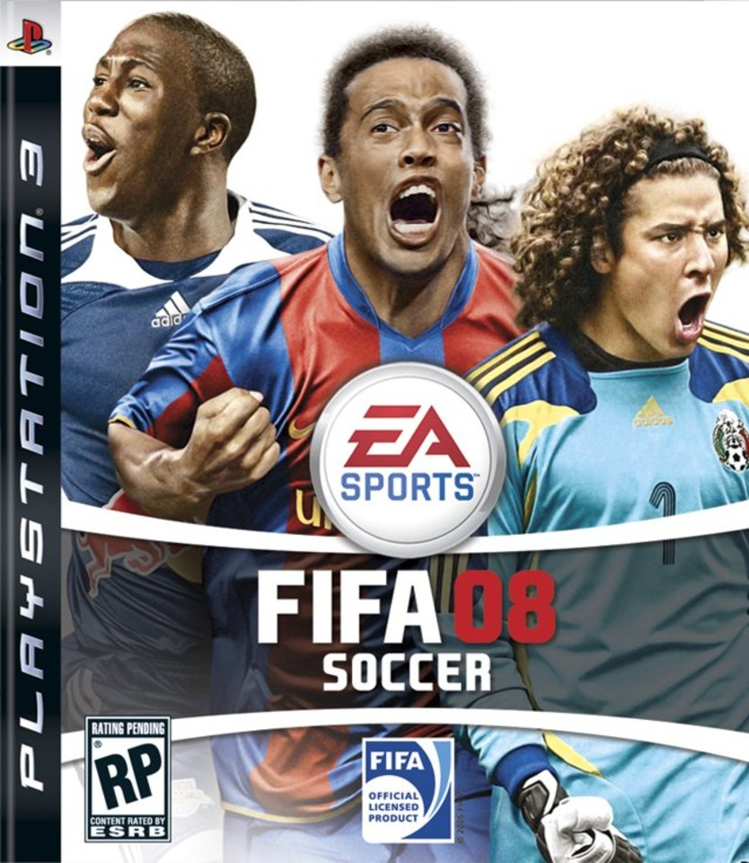 Altidore, Ronaldinho, and Ochoa wage a triple attack on soccer fans' wallets.