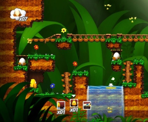The colorful platformer is headed to the Wii U.