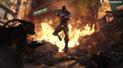 Electronic Arts won't let Crysis 2 on Steam unless it can tell purchasers about post-release content.