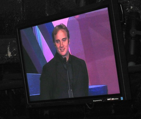 Jay Mohr at the 2006 AIAS Awards.