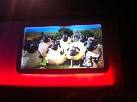 [AMSTERDAM] It's Shaun the Sheep!