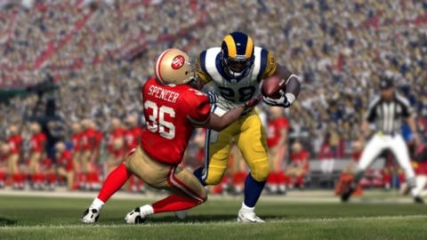 Season Ticket members will be able to kick off in Madden 12 a few days early.
