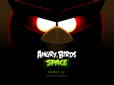 Angry Birds Space blasted off to 10 million downloads in three days.