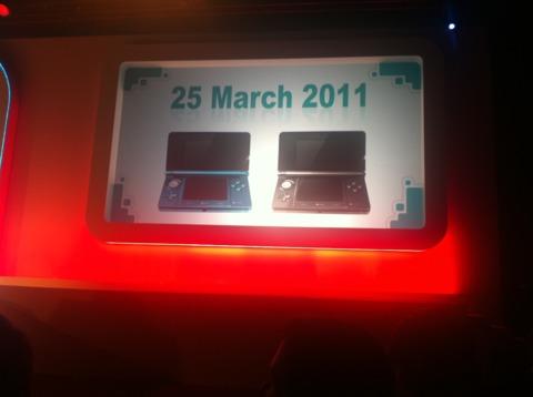3DS landing March 25.
