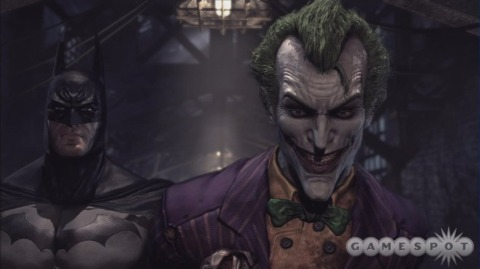 The PS3 Arkham Asylum's playable Joker levels could upset the usual ratio of multiplatform sales.