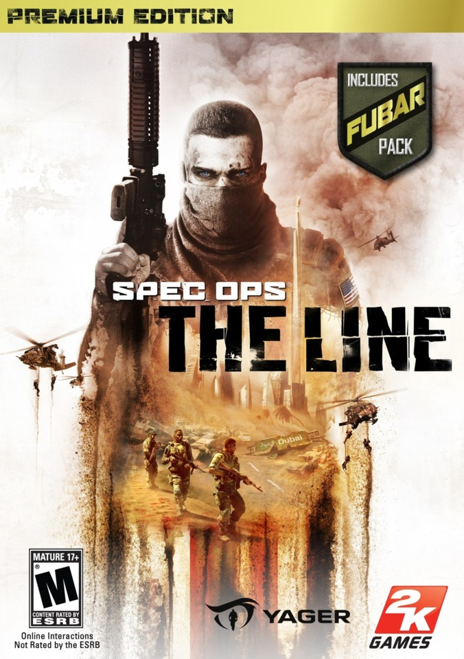 Spec Ops: The Line has a new release date. Maybe this one will stick.