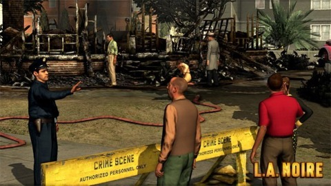 Rockstar lets gamers solve the case this Tuesday in L.A. Noire.