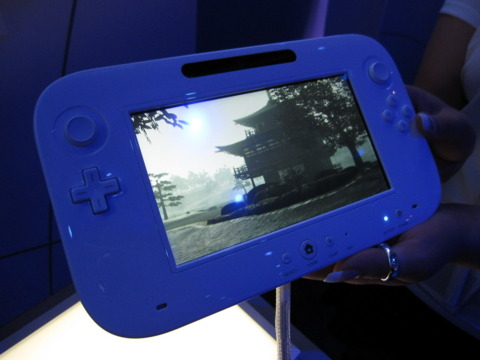 Colonial Marines are fighting on the Wii U, at least on a dev kit.