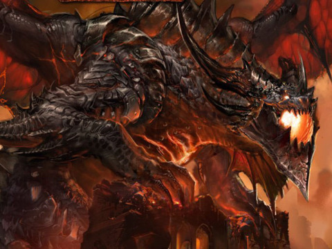 Deathwing will continue to loom large over the Cataclysm plot line.