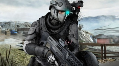 Ghost Recon Future Soldier may soon be renamed Ghost Recon Contemporary Soldier.
