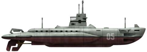 Soon, you too can man a submarine.