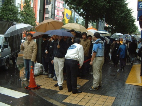 For others, the rain continues--as does the wait.