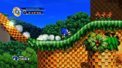 Maybe now Sonic can slow it down a bit.