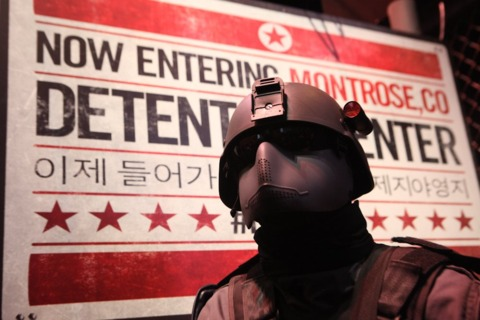 Homefront proved a holiday hit for THQ.