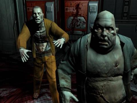 The denizens of Doom 3 impatiently await a return.