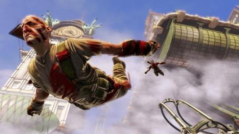 BioShock Infinite is coming in October.