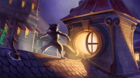 Sly Cooper returns this fall.