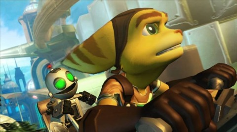 A Ratchet & Clank HD pack will arrive this May, according to Amazon.