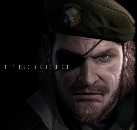 Big Boss, reporting for duty.