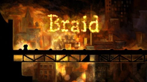 Every aspect of Braid ties in to the rest of the game.