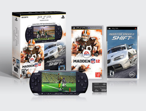 Will the PSP fall prey to the Madden cover curse?