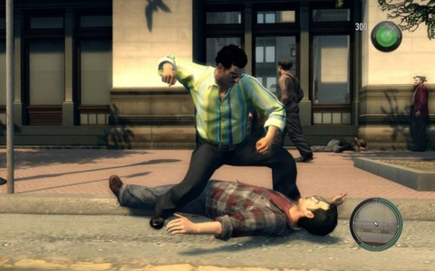 If Mafia III is real, punches to the face are probably part of it.
