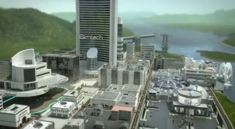 Godzilla will be a clear and present danger in the new SimCity.