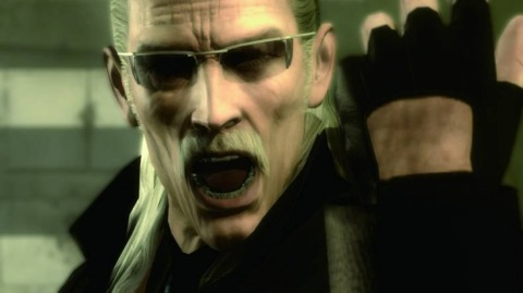 All the Metal Gear fans say