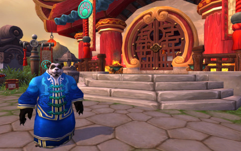 Pandas may be WOW's only hope.