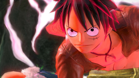 Namco Bandai has Luffy to thank for being the sales king in March.