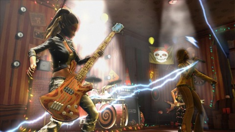 Activision hopes to continue growing the Guitar Hero franchise.