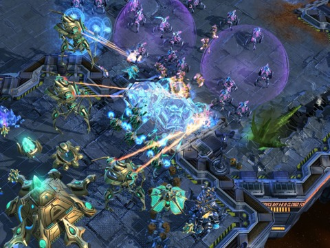 Blizzard is targeting an end-of-the-year release for Starcraft II.