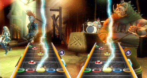 The Warriors of Rock become the warriors of metal with the new pack.