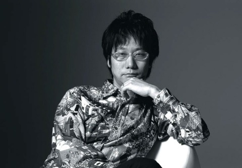 Hideo-san, in repose.