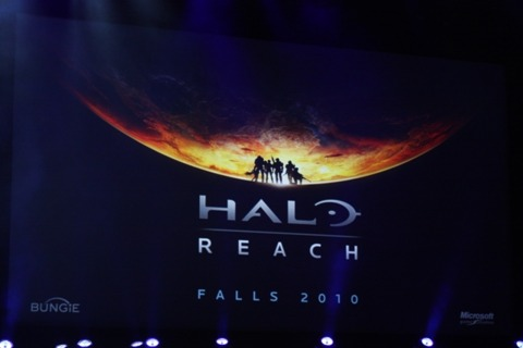 Get ready for Halo: Reach!