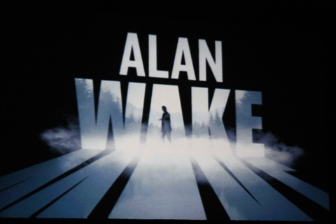 Alan Wake will see the light of day, at long last!
