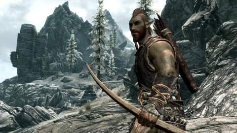 Skyrim came away empty-handed, despite being nominated in multiple categories.