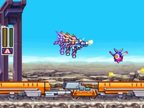 Mega Man ZX Advent.