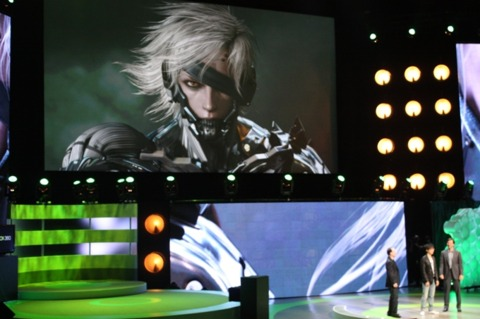 Hideo Kojima introduces his latest project. Raiden will return in an all new Xbox 360 title, Metal Gear Solid Rising.