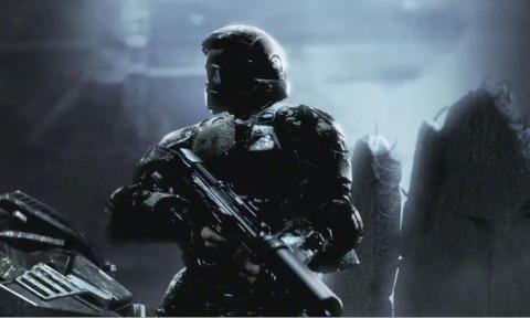 Halo 3 Recon's new hero.