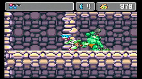 Monster World IV will soon be making its North American debut.