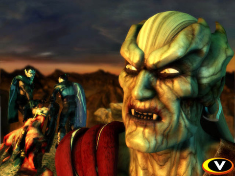 Soul Reaver is coming back, according to the source.