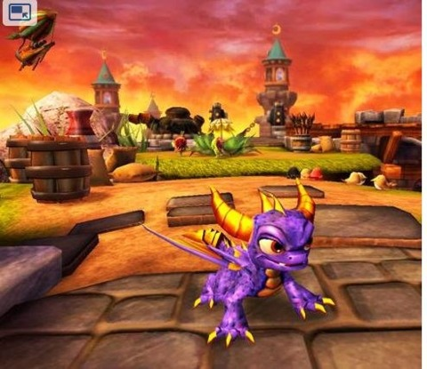 Spyro's new look. Image credit: USA Today.
