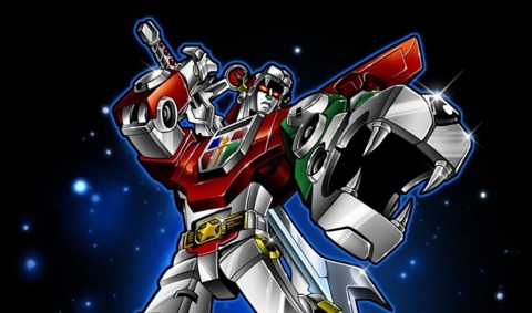 Don't shake hands with Voltron.