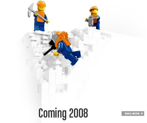 Lego my MMO!