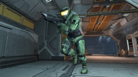 Japanese gamers can check out a remastered Master Chief adventure this weekend.