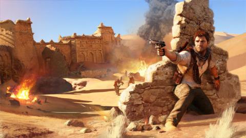 Naughty Dog thinks 3D makes Nathan Drake's world feel more real.