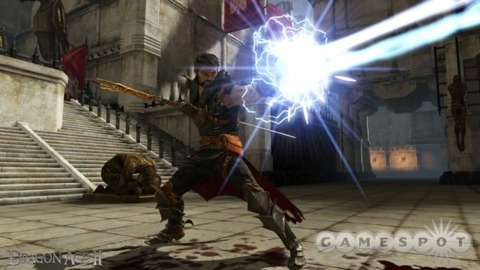 EA is hoping Dragon Age II will cast a spell over gamers this week.