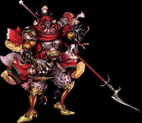 Final Fantasy V's whipping boy will be available to fight in FF XIII-2.