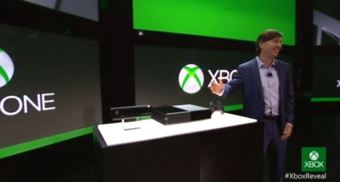 Former Xbox boss Don Mattrick unveiled the Xbox One back in May.